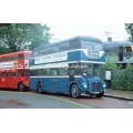 Delaine 113 & London Buses RML2624 at Rickmansworth