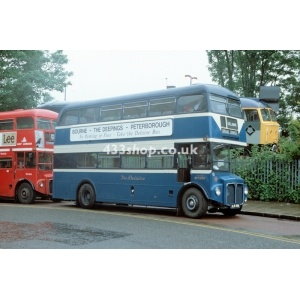 Delaine 113 & London Buses RML2624 at Rickmansworth