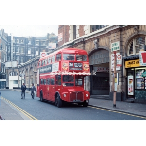 London Buses RM2082 at Victoria