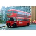 London General RML2290 at Tottenham Court Road