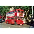 Arriva London RML2346 at St Pancras
