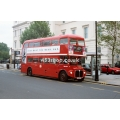 London Buses RML2700 at Hyde Park Corner