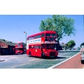 London Buses RML2705 & RM687 at Childs Hill