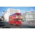 London Buses RML898 at London Bridge