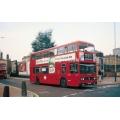 London Buses T246 at Waterloo