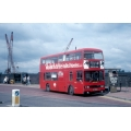 London Buses T400 at North Woolwich