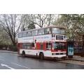 London Suburban 506 at Hornsey
