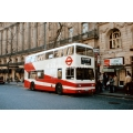London Buses TE112 at Aldwych
