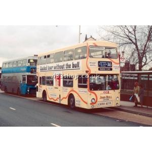 Ensignbus GHV 69N (LT DM1069) at Romford