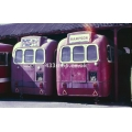 Hampsons LUC 212 & LUC 213 (London Transport RF12 & RF13) at Oswestry