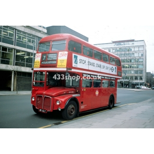 London Buses RM1055 at Bloomsbury