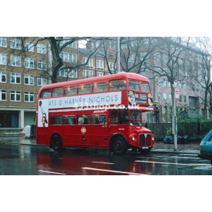 London Buses RM1078 at Bloomsbury