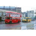 London Buses RM1101 & Capital Citybus 607 at Finsbury Park