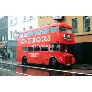 Kings Cross Regeneration Project 156 CLT at Kings Cross