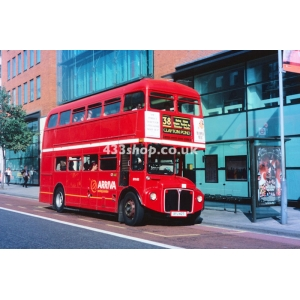 Arriva London RM1185 at Bloomsbury