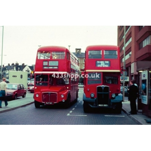 LBPG RM121 & Timebus RLH23 at Watford