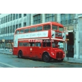 London Buses RM18 at Oxford Circus