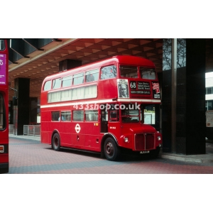 London Buses RM1963 at Euston