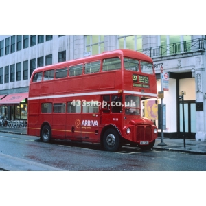 Arriva London RM25 (London Transport RM25) at Oxford Circus