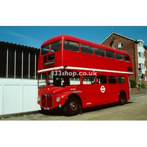 LT RM308 (preserved) at Harrow-on-the-Hill