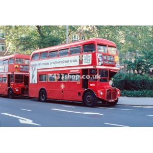 London Buses RM342 at Bloomsbury