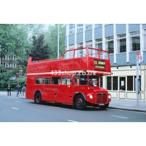 London Buses RM644 at Bloomsbury