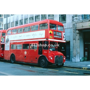 London Buses RM664 at Oxford Circus