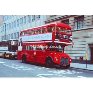 London Buses RM6 at Marylebone