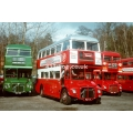 London Buses RM8 at Weybridge