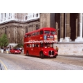 London Buses RML2609 at St Pauls