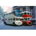 Stagecoach London RML2665 & London United ER880 at Aldwych