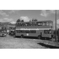 London Buses V7 etc at Potters Bar