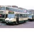 County Bus 721 at Waltham Cross