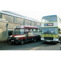 South Midland C114 DJO & 612 at Bicester