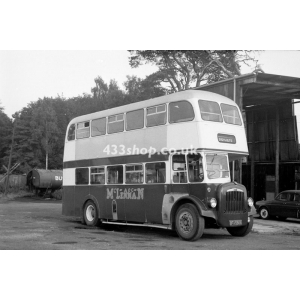 McLennan BFA 590B (Burton Corporation 90) at Spitalfieldt