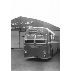 Eastern Counties LM987 at Sudbury