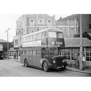 Accrington 147 at Accrington