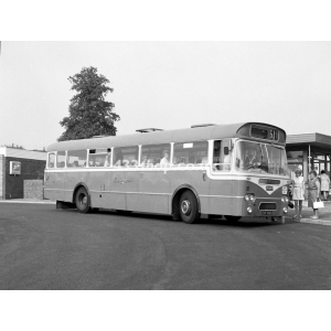 Southdown 156 at Haywards Heath