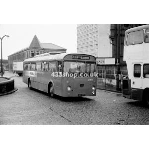 Ribble 540 at Blackburn