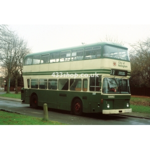 Nottingham 547 at Edwalton