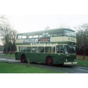 Nottingham 550 at Edwalton