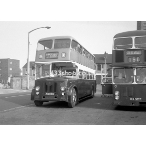 South Yorkshire 83 & West Riding  1016 at Pontefract
