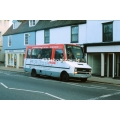 County Bus E354 NEG at Hertford