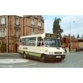 County Bus MB729 at Hertford