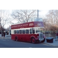 Big Bus XMD 47A (Trent 1005) at Hyde Park Corner