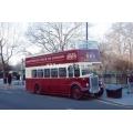 Big Bus XMD 47A at Hyde Park Corner
