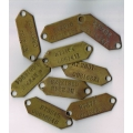 LT Bus Chassis Plates