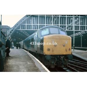 45020 at St Pancras