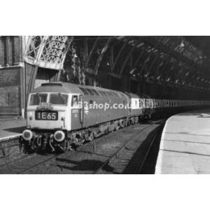 D1575 at St Pancras