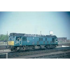D5218 at St Pancras